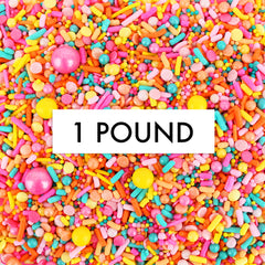 Pool Party Sprinkle Blend 1 LB