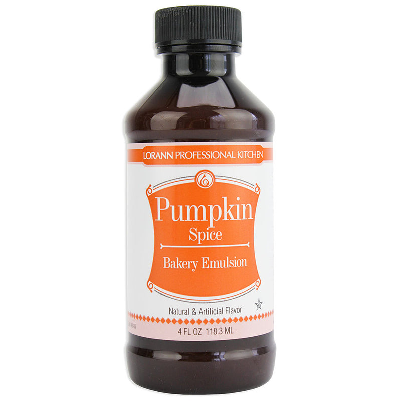 Pumpkin Spice Bakery Flavoring
