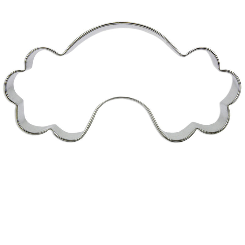 Rainbow Clouds Cookie Cutter