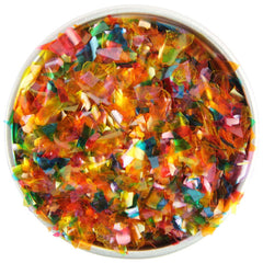 Rainbow Edible Glitter