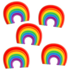 Rainbow Ring Toppers