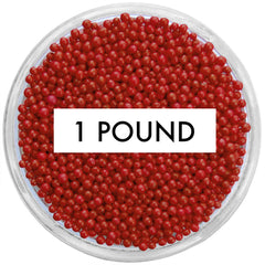 Red Non-Pareils 1 LB