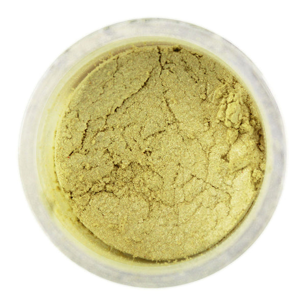 Satin Gold Luster Dust
