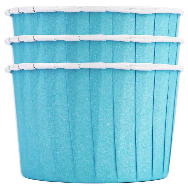 Sky Blue Treat Cups