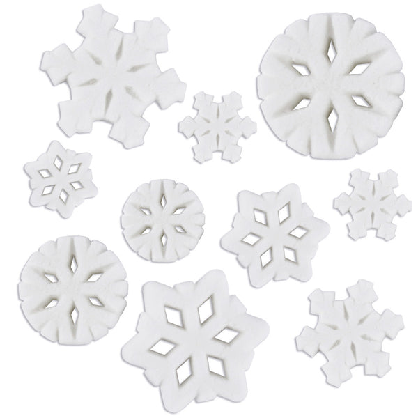 Snowflake Assortment Sugars