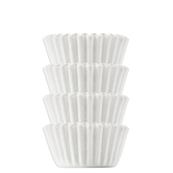 Solid White Candy Cups #5