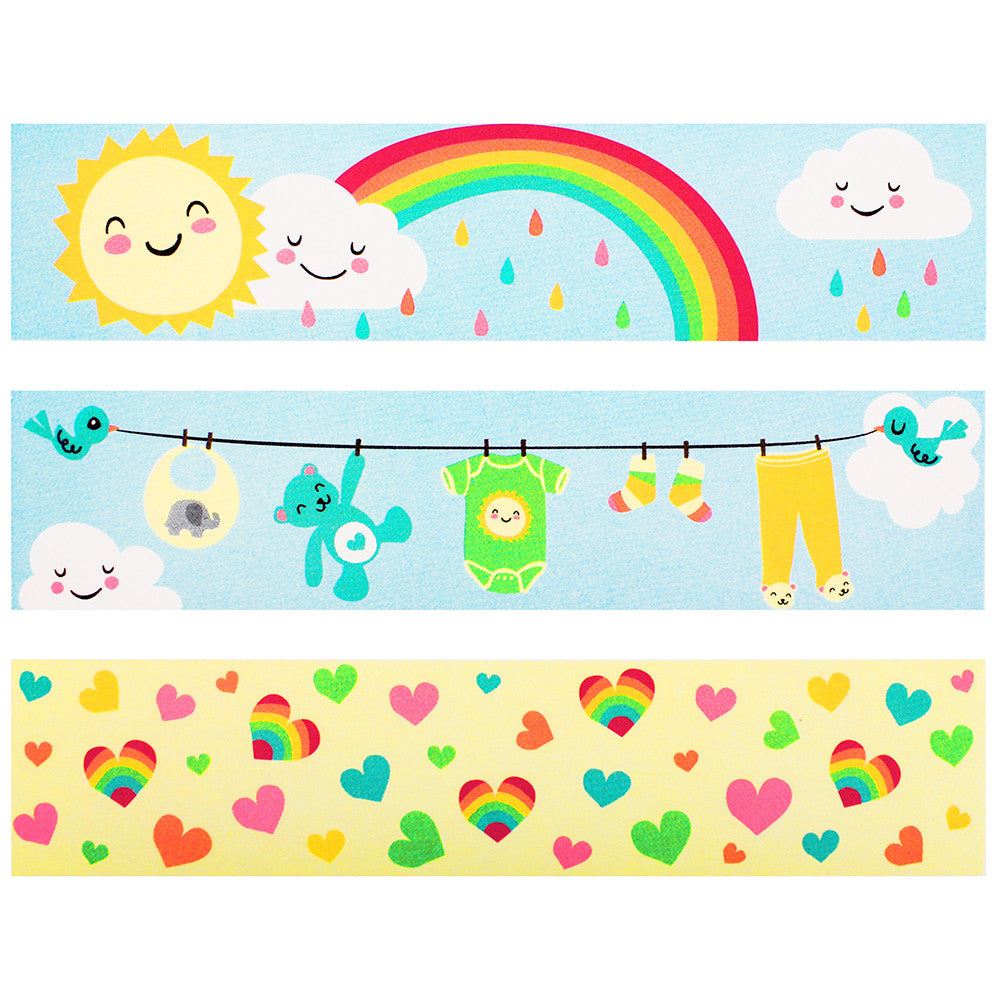 Spring Baby Edible Image Strips