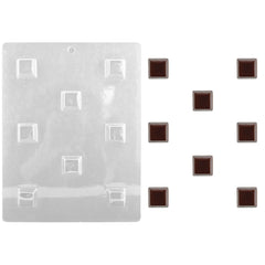 Square Chocolate Mold