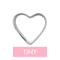 Tiny Heart Cookie Cutter
