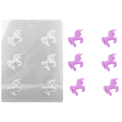 Unicorn Chocolate Mold