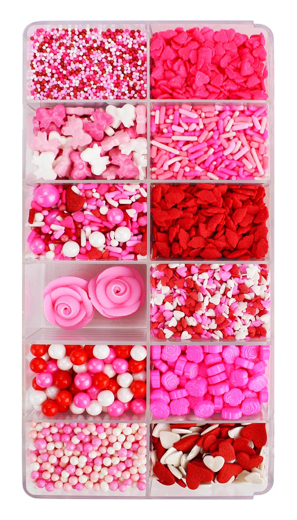 Valentine Party Sprinkle Box