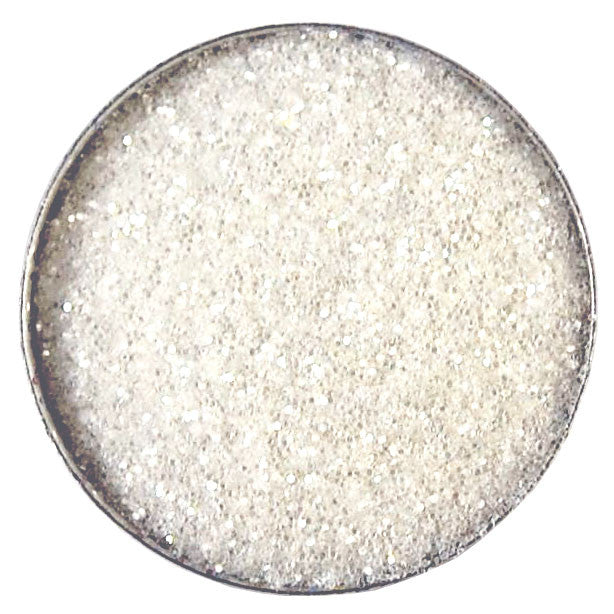 White Disco Dust