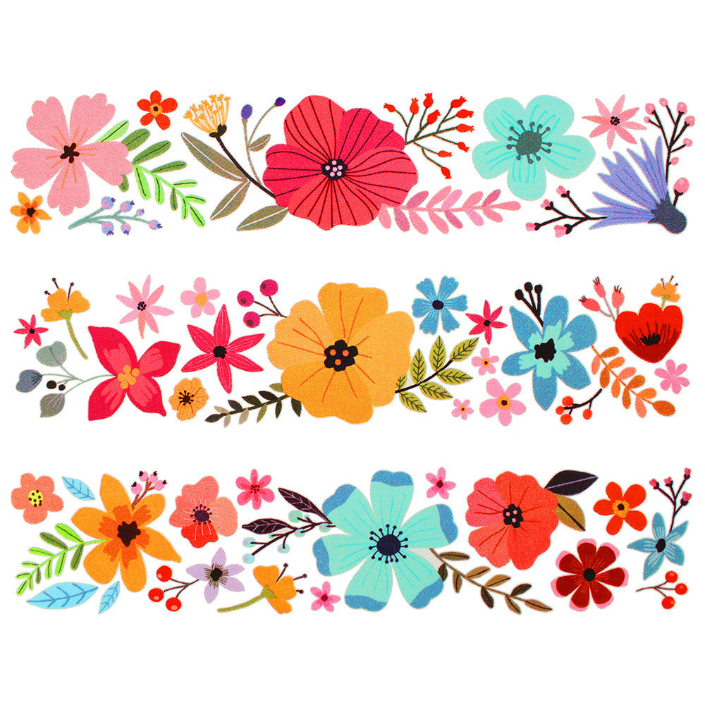 Wildflower Edible Image Strips
