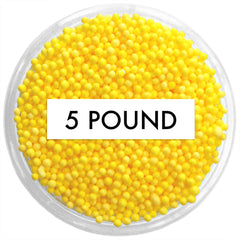 Yellow Non-Pareils 5 LB