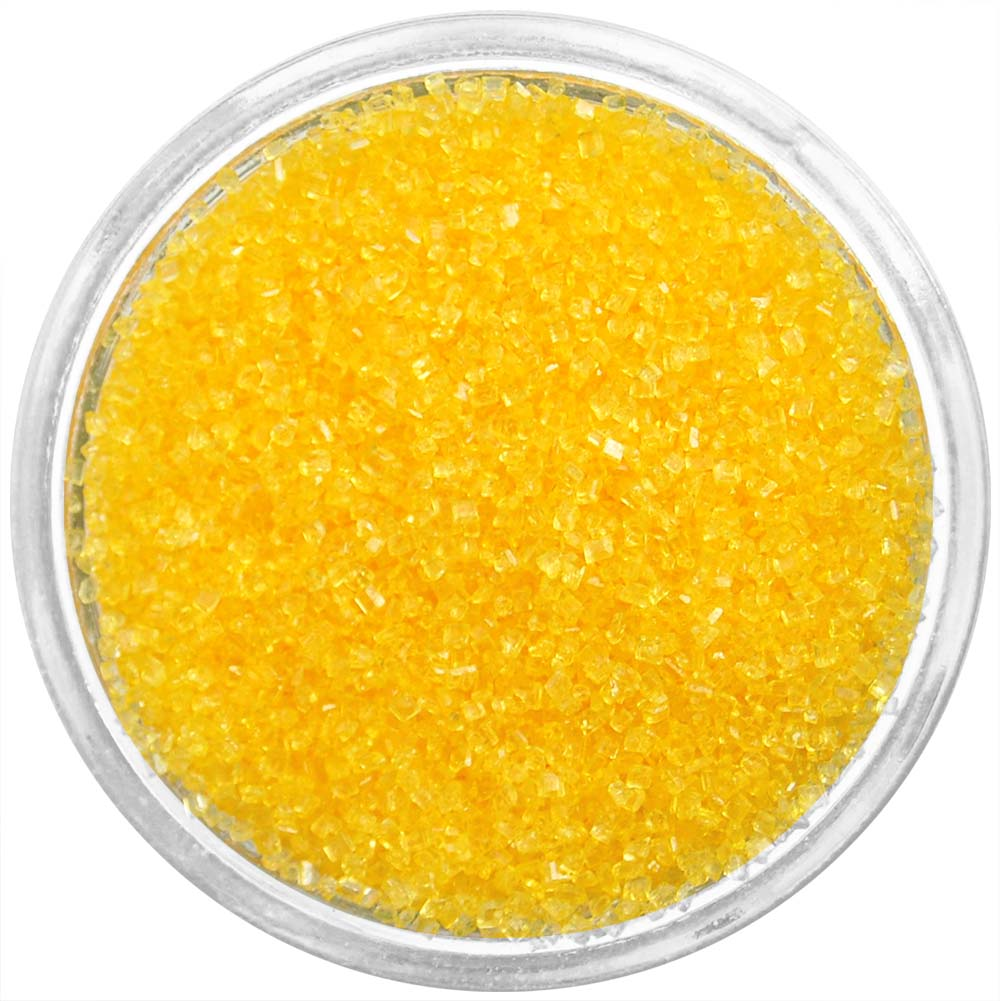 Yellow Sanding Sugar