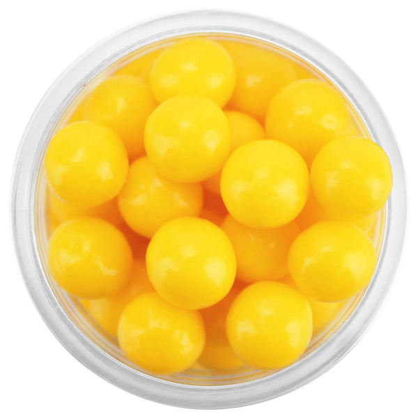 Yellow Sugar Pearls 8MM