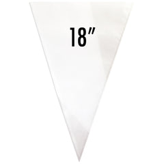 "18"" Disposable Decorating Bags"