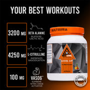 Level Up Workout Performance Pre-Workout