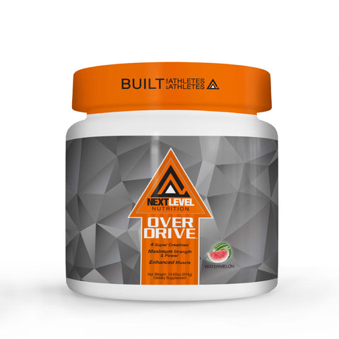 Overdrive Strength & Muscle Builder