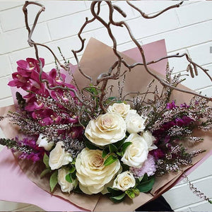 Seasonal Hand-Tied Bouquets