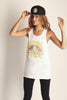 1. May All Beings Be Released From Suffering Tank Top - White