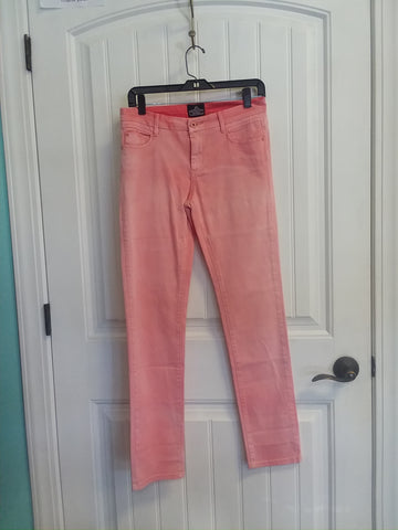 Two Tone Pink Pants