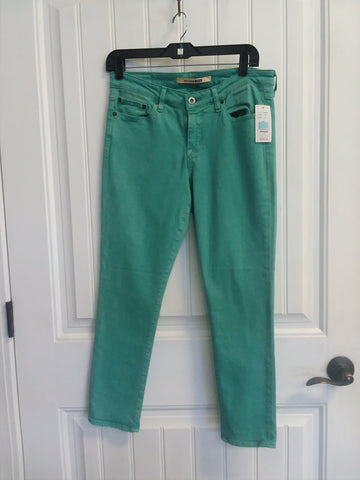 Big Star Colored Jeans Mint Size 30