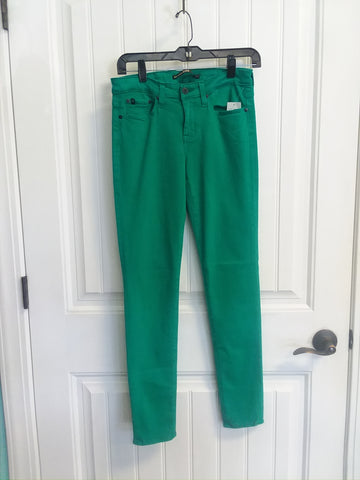 Big Star Colored Jeans Green