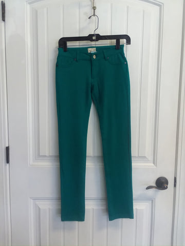 Emerald Jeggings Size 24