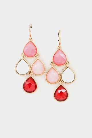 Melody Pink Earrings