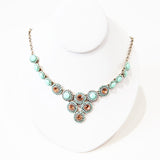Mint Antique Necklace