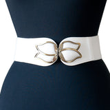 White Tulip Belt