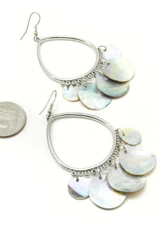Shelly's Shells Earrings