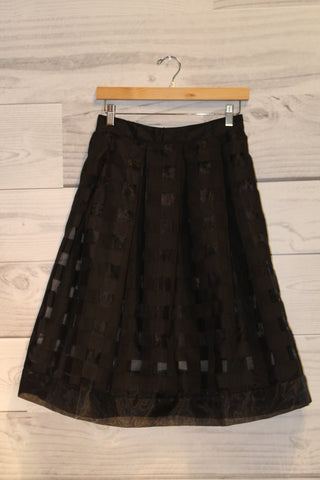 Pretty Box Pleat Skirts