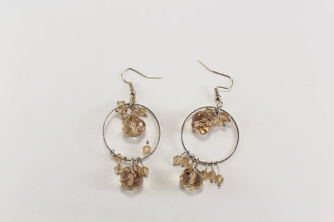 Riley Earrings Blush