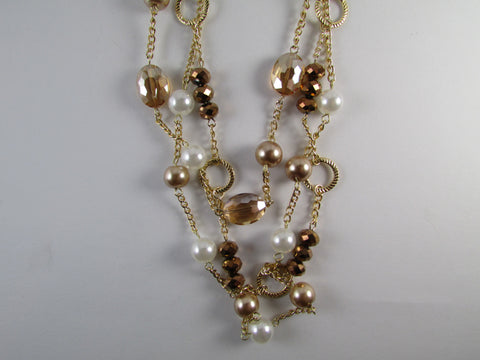 Mono Brown Pearls