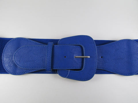 Royal Blue Classic Fashion Belt