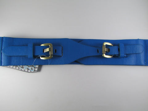 Teal Blue Lucy Belt