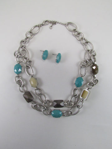 Modern Navajo Nation Chain Set