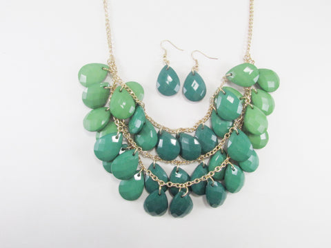 Ombre Greens Set