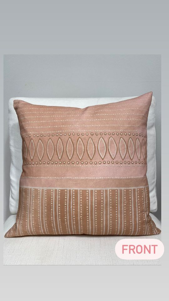 Cushion Cover- Renew