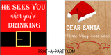 WINE LABELS: Christmas Sarcastic Holiday for Wine Gifts, Wine Baskets - INSTANT DOWNLOAD