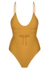 Lanzarote One Piece Brown