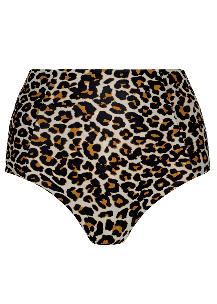 Yuni Bottom Leopard