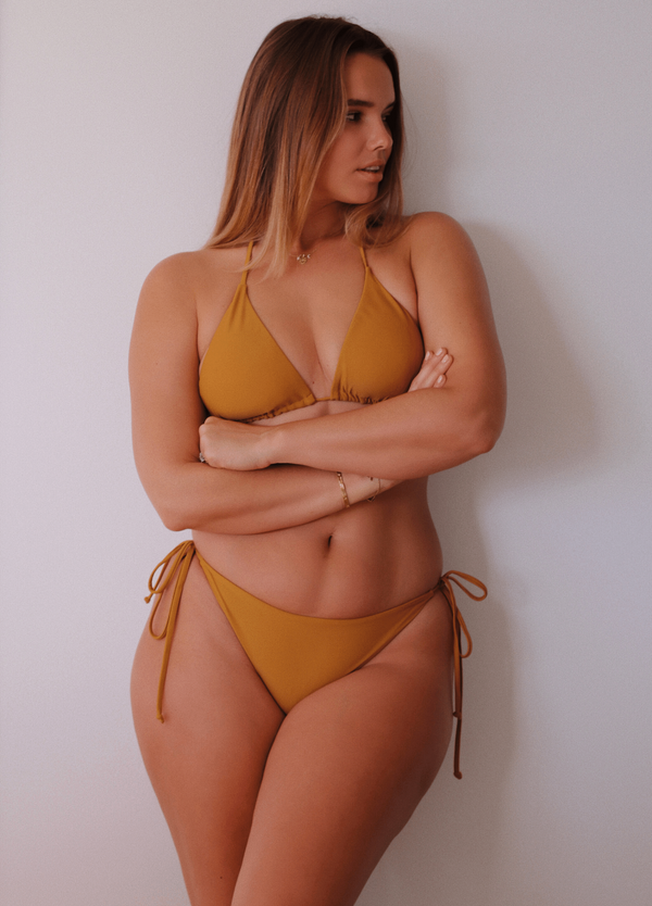 code b codeb brown bikini bree mccann swimwear