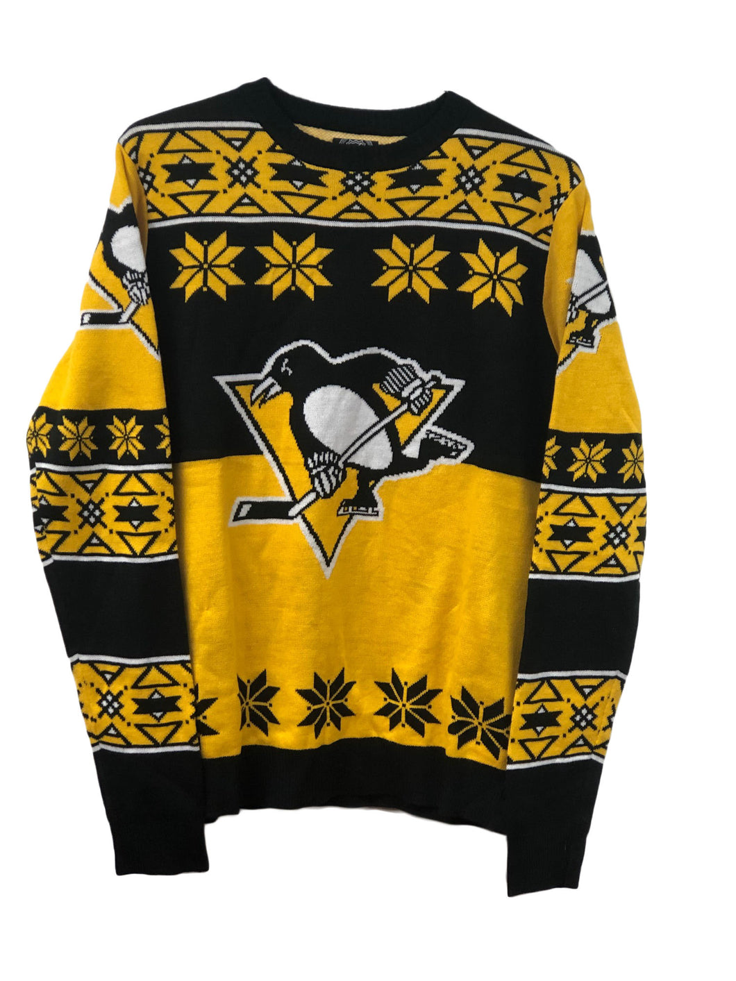 Penguins Dead-stock Christmas Sweater