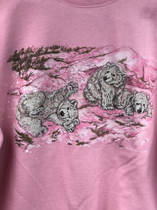 Playful Bear Crewneck