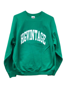 HG Re-Purposed Made In The USA Crewneck