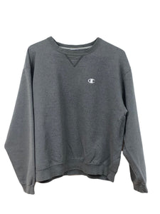 Grey Champion Crest Crewneck