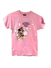 Load image into Gallery viewer, Minnie single stitch 80/90s Snow White Tee